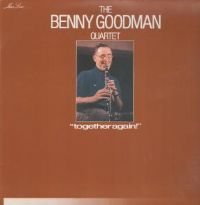 "Benny Goodman Quartet-Together Again (Secondhand Import) [12"" LP 1984]"